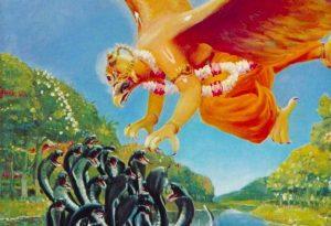 מזל עקרב מסמל מיניות וטרנספורמציה, הוא מייצג אחד מחיות המרכבה של אלוהים המסמל אחד מ 4 עמודי היסוד עליו המציאות יושבת
