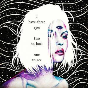 העין השלישית (AJNA CHAKRA) היא הצאקרה שישית במסע הצאקרות