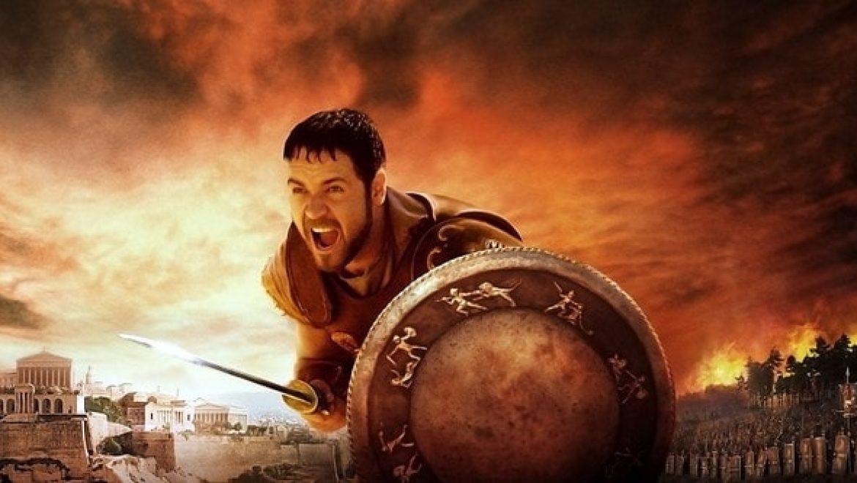 גלדיאטור – סיפור אהבה אפי, שיחזור היסטורי מפתיע, ומטפורה מדהימה לדרכו של לוחם הרוח.