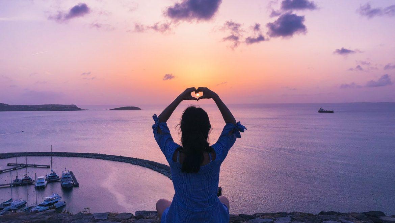 צ'אקרת הלב – הקפיצה הגדולה משליטה לאהבה