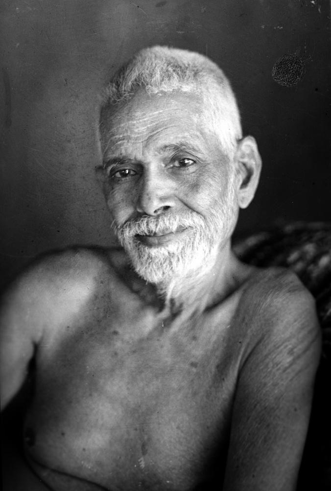 ראמנה מהרשי מגדולי מורי המדיטציה הלא דואלית במסורת ההינדית