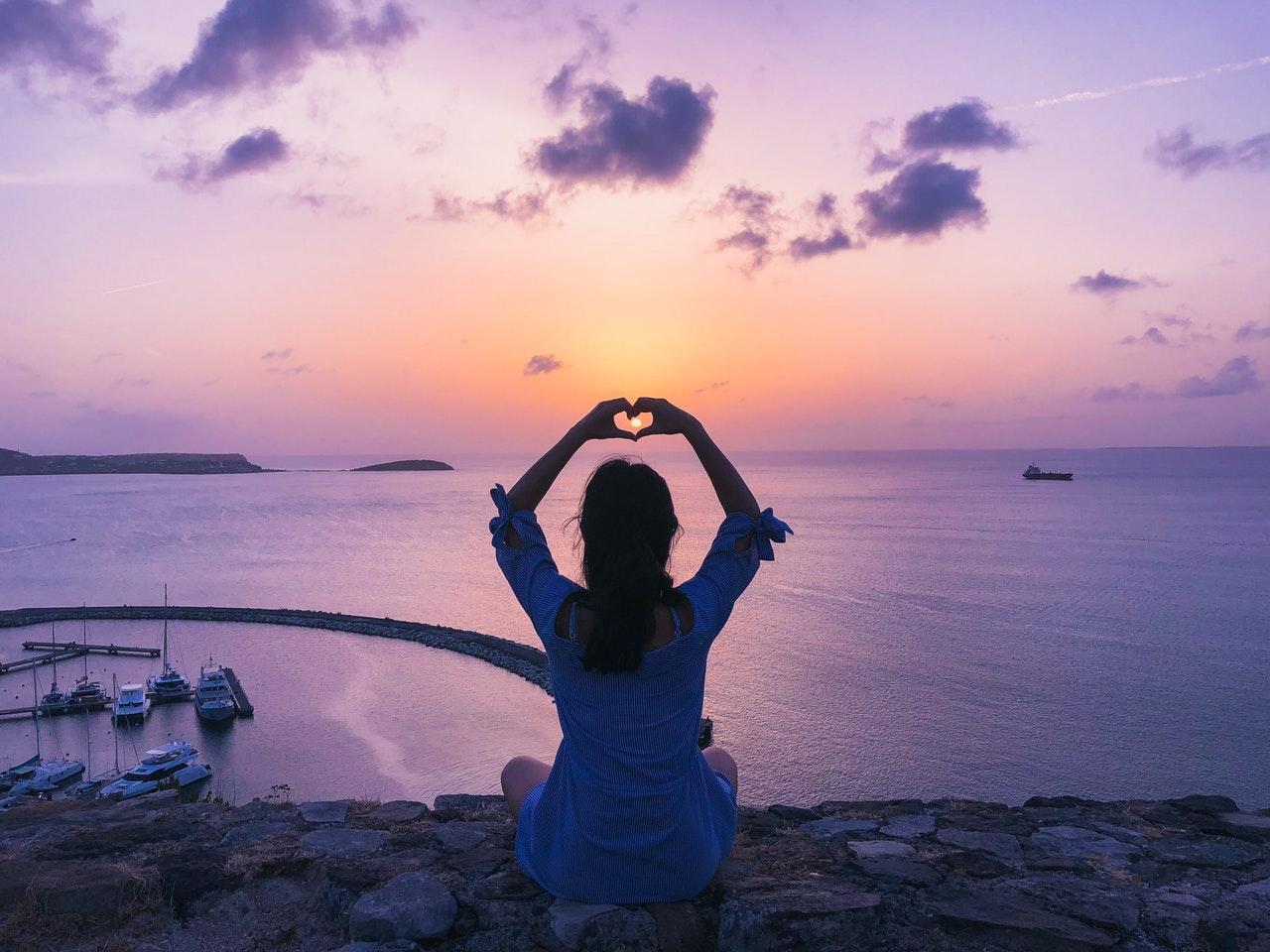 צאקרת הלב תמונת נושא - הכוח של האהבה