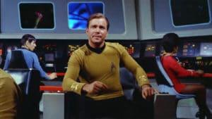 קפטן קירק כמודל של כריזמה אישית ומנהיגות גברית
