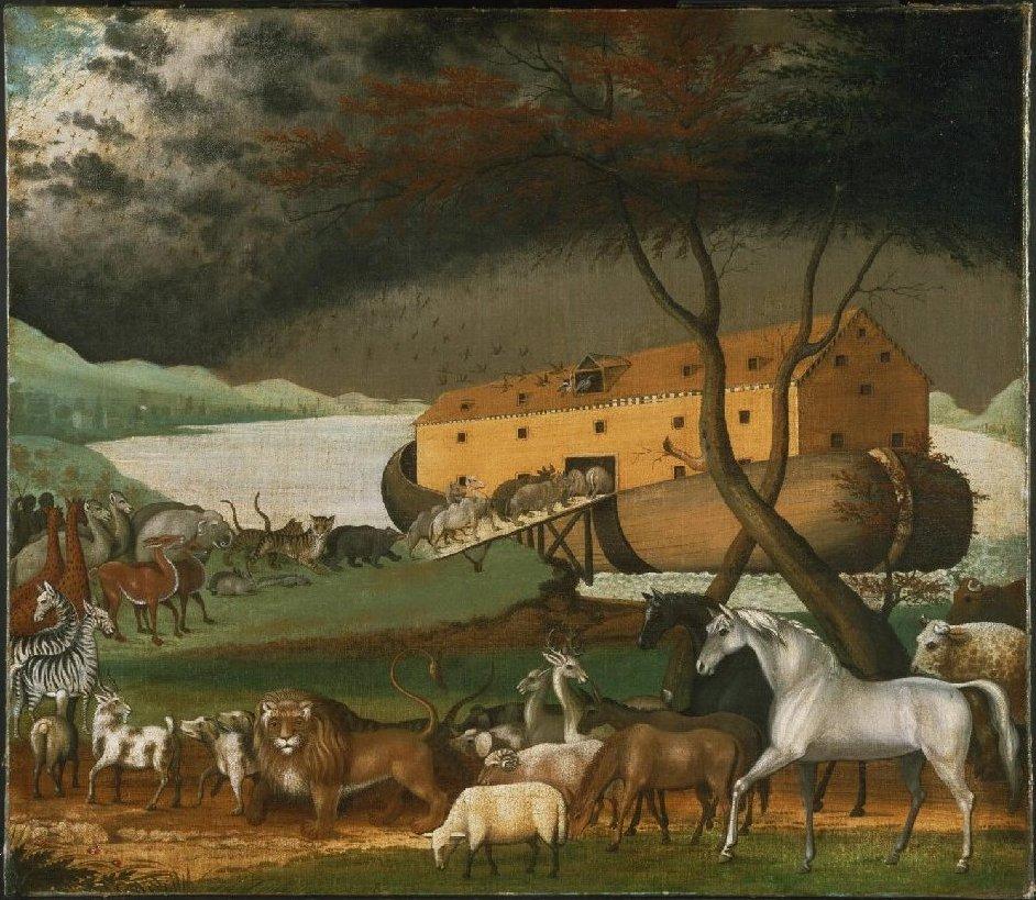 המבול מגדל בבל כמיתולגיה על בסיס טרואמתי